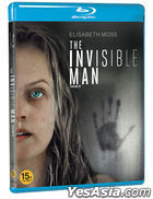 The Invisible Man (Blu-ray) (Korea Version)