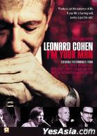 Leonard Cohen I'm Your Man (DVD) (Hong Kong Version)
