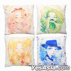 Mamamoo Illustration Cushion Cover (Moon Byul)