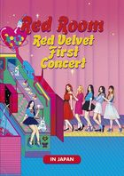 Red Velvet 1st Concert 'Red Room' in JAPAN (Japan Version)