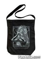 Go! Princess Precure : Cure Mermaid Shoulder Tote Bag (Black)