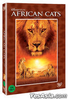 African Cats (DVD) (Korea Version)