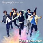 Mazy Night [Type B] (SINGLE+DVD) (First Press Limited Edition) (Taiwan Version)