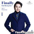 Lim Hyung Joo Vol. 5 Repackage - Finally (CD+DVD)