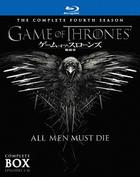 Game of Thrones (Season 4) (Blu-ray) (Japan Version)