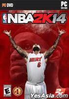 NBA 2K 14 (英文版) (DVD 版)
