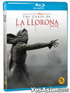 The Curse of La Llorona (Blu-ray) (Korea Version)