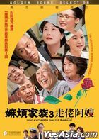 What a Wonderful Family! 3 (2018) (DVD) (English Subtitled) (Hong Kong Version)