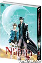 Night Head Genesis (DVD) (Box 2:  Ep.13-24) (End) (Hong Kong Version)