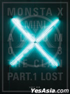 Monsta X Mini Album Vol. 3 - The Clan 2.5 Part 1 Lost (Lost Version)