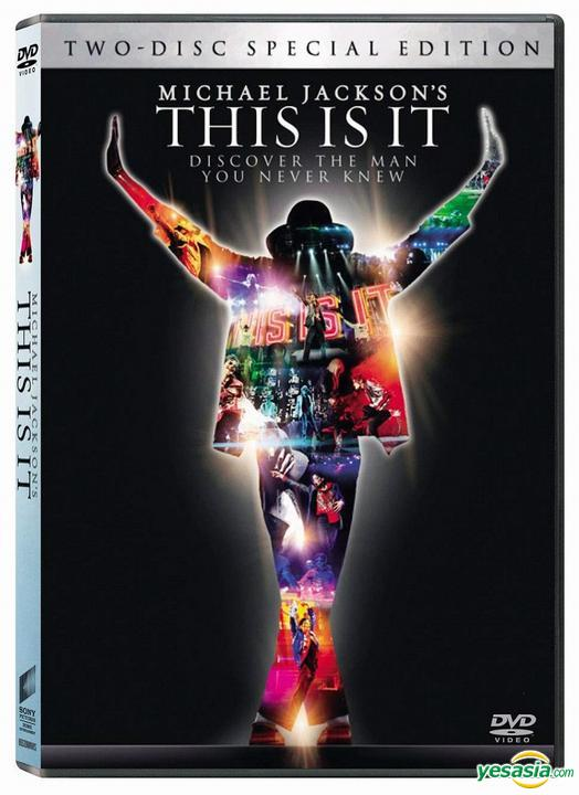 Yesasia Michael Jackson S This Is It 2009 Dvd 2 Disc Special Edition Hong Kong Version Dvd Michael Jackson Kenny Ortega Intercontinental Video Hk Western World Movies Videos Free Shipping North America Site