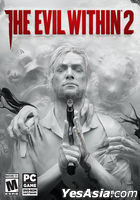 The Evil Within 2 (Chinese / English Version) (DVD Version)