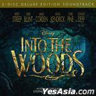 魔法黑森林 電影原聲大碟 (2CD) (EU Version)
