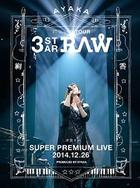 Nijiiro Tour 3-STAR RAW Niya Kagiri no Super Premium Live 2014.12.26 (日本版)