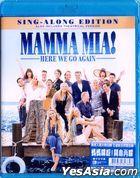 Mamma Mia! Here We Go Again (2018) (Blu-ray) (Hong Kong Version)