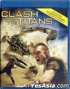 Clash Of The Titans (2010) (Blu-ray) (US Version)