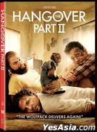 The Hangover Part II (2011) (DVD) (Hong Kong Version)
