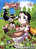 Janggeum's Dream (Season 2) (DVD) (End) (Animation) (Hong Kong Version)