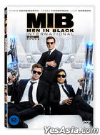 Men In Black: International (DVD) (Korea Version)