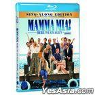 Mamma Mia! Here We Go Again (Blu-ray) (Korea Version)
