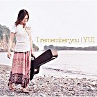 I remember you (SINGLE+DVD)(First Press Limited Edition)(Japan Version)