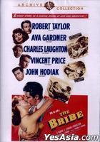 The Bribe (1949) (DVD) (US Version)