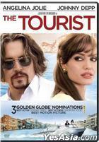 The Tourist (2010) (DVD) (Hong Kong Version)