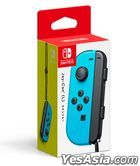 Nintendo Switch Joy-Con(L) Neon Blue (Japan Version)