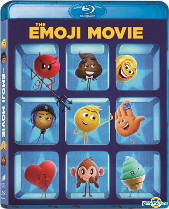 Yesasia The Emoji Movie 2017 Blu Ray Hong Kong Version Blu Ray Eric Siegel Tony Leondis Intercontinental Video Hk Western World Movies Videos Free Shipping
