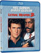 Lethal Weapon 2 (Blu-ray) (Japan Version)