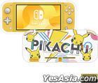 Nintendo Switch Lite TPU Semi Hard Cover Pikachu POP (Japan Version)