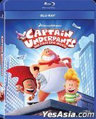 Captain Underpants: The First Epic Movie (2017) (Blu-ray) (Hong Kong Version)