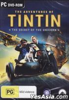 The Adventures Of Tintin The Game (英文版) (DVD 版)