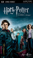 Harry Potter And The Goblet Of Fire (UMD Video) (Limited Edition) (Japan Version)