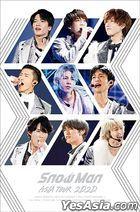 Snow Man ASIA TOUR 2D. 2D. (Normal Edition) (Taiwan Version)
