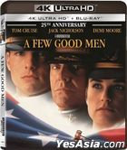 A Few Good Men (1992) (4K Ultra HD + Blu-ray) (Hong Kong Version)