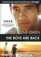 The Boys Are Back (2009) (DVD) (Hong Kong Version)