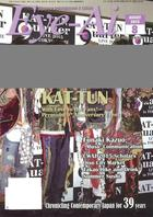 Eye-Ai 2015 August - KAT-TUN (English Magazine)