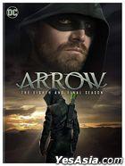 Arrow (DVD) (Ep. 1-10) (Eighth And Final Season) (US Version)