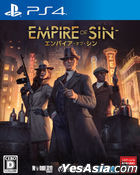Empire of Sin (Japan Version)