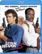 Lethal Weapon 3 (Blu-ray) (Japan Version)