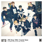 MIC Drop / DNA / Crystal Snow [TYPE B] (SINGLE+DVD) (First Press Limited Edition) (Japan Version)
