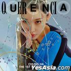 Chung Ha Studio Album Vol. 1 - Querencia + Poster in Tube