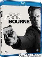 Jason Bourne (2016) (Blu-ray) (Hong Kong Version)