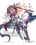 GRANBLUE FANTASY The Animation Season 2 Vol.1 (DVD) (日本版)