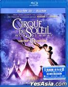 Cirque Du Soleil: Worlds Away (2012) (Blu-ray) (2D + 3D) (Hong Kong Version)
