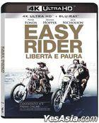 Easy Rider (1969) (4K Ultra HD + Blu-ray) (Taiwan Version)