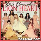 Girls' Generation Vol. 5 - Lion Heart