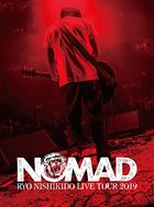 Nishikido Ryo LIVE TOUR 2019 'NOMAD' [DVD+PHOTOBOOK) (First Press Limited Edition)(Japan Version)