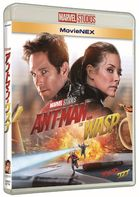 Ant-Man and the Wasp (MovieNEX + Blu-ray + DVD) (Japan Version)